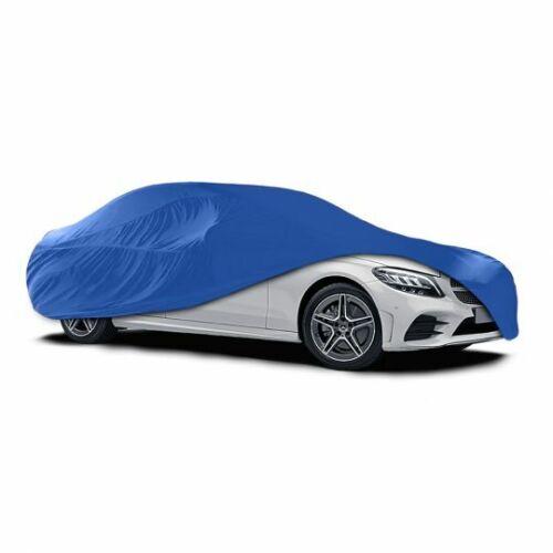INDOOR BREATHABLE BLUE CAR COVER 130 GSM SOFT PREMIUM QUALITY PORSCHE 996