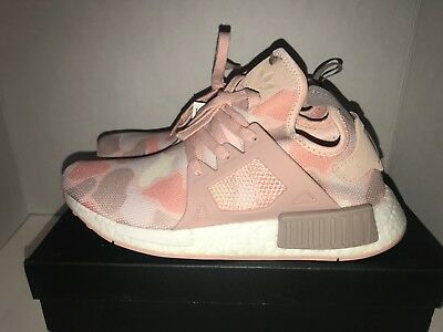 new product 75521 ee949 Adidas NMD XR1 Pink Duck Camo Women's Size 8.5 | eBay