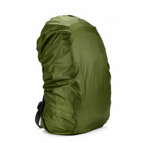Outdoor Foldable Backpack WaterProof Rain Cover Rucksack Travel Bag 30L 40L AU