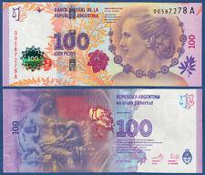 Argentina/Argentina 100 pesos (2012) Eva individuale UNC p.358 a