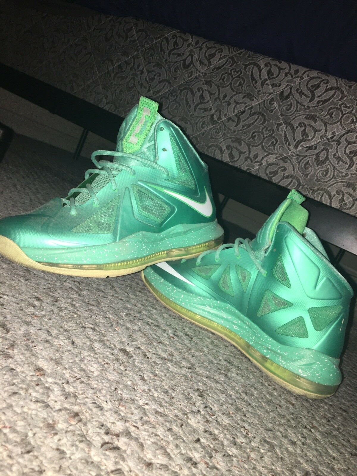 lebron 10 Easters Size Size Size 7y 0276bd