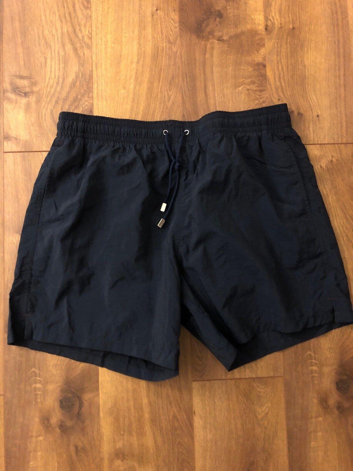 Roda XXL Navy Swim Trunks Shorts