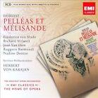 Debussy: Pelleas Et Melisande ECD (CD, Oct-2009, 4 Discs, EMI Classics)
