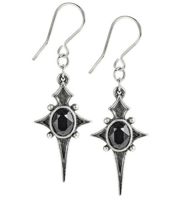 Jewelry Elizabethan Cross Earstuds by Alchemy Gothic England