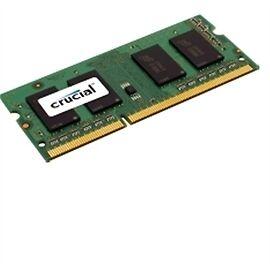 Crucial Memory CT102464BF160B 8GB DDR3 1600 SODIMM 1.35V Retail