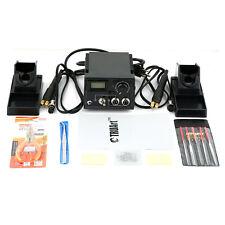 110V USA Plug Digital Dual Pen Professional Woodburner Wood Burning Tool Kit