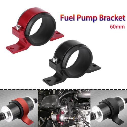 Alloy 60mm External Fuel Pump Mounting Bracket Cradle Clamp