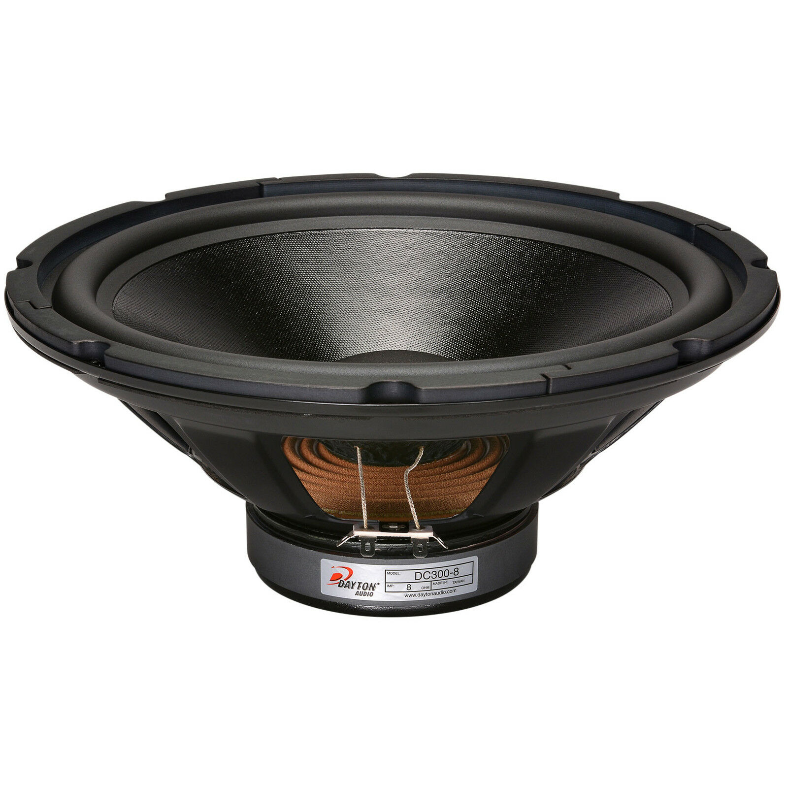 Dayton Audio DC300-8 12  Classic Woofer