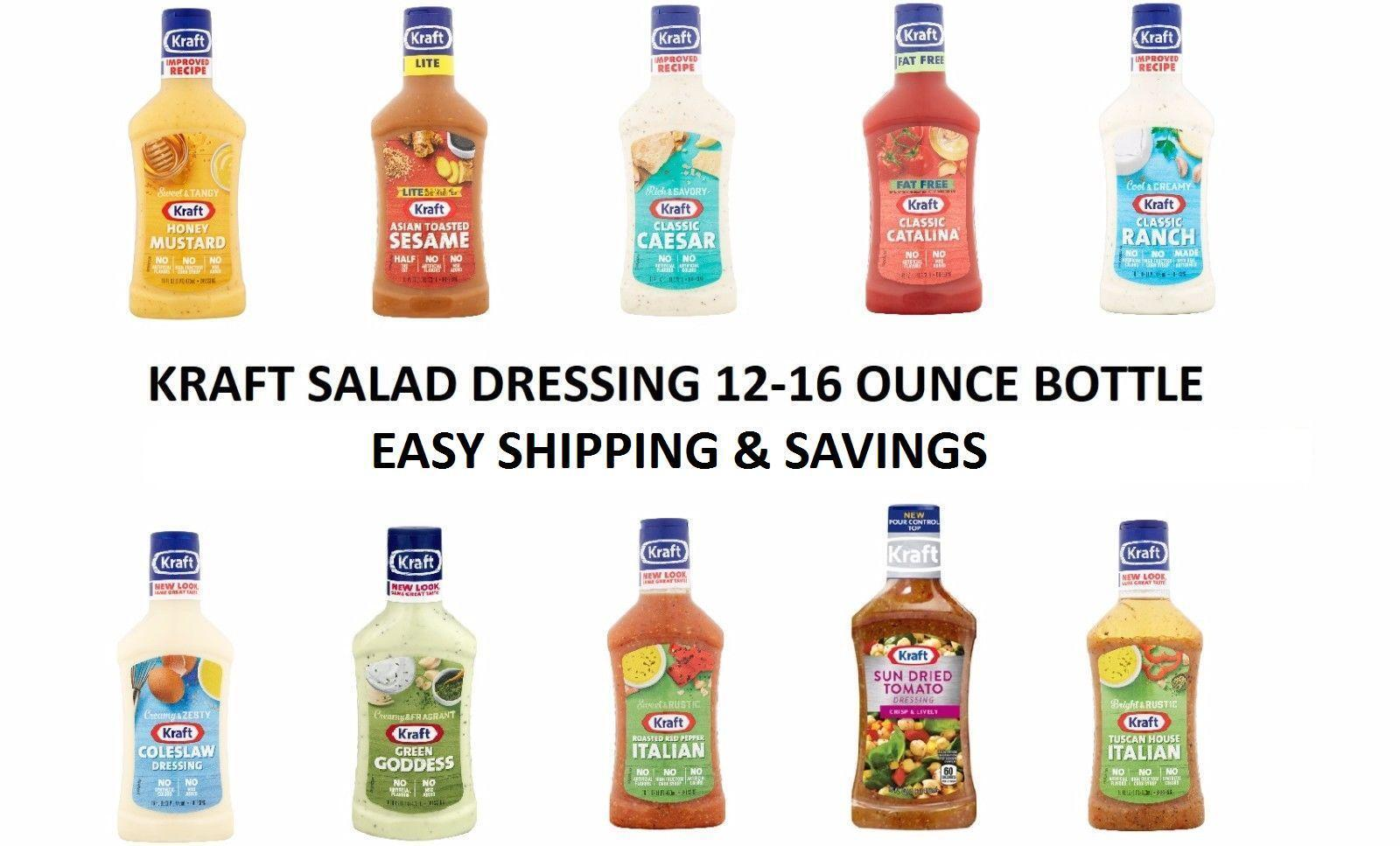 Creamy Poppyseed Salad Dressing 16 oz