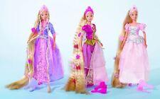 Simba 1x Steffi Love Princess Rapunzel 3 fach sortiert.