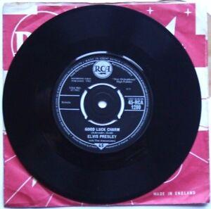 NM-Elvis-Presley-GOOD-LUCK-CHARM-ANYTHING-THAT-039-S-PART-RCA-1280-7-034-VINYL-45