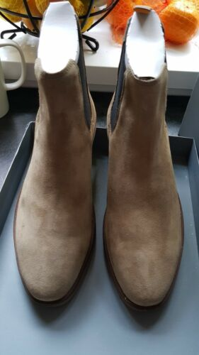 Suede 6 Size Frank Almond Wright Boots Uk vqB78w