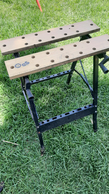 Tuv sud Foldable woodwork bench For sale