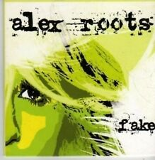 (BP853) Alex Roots, Fake - DJ CD
