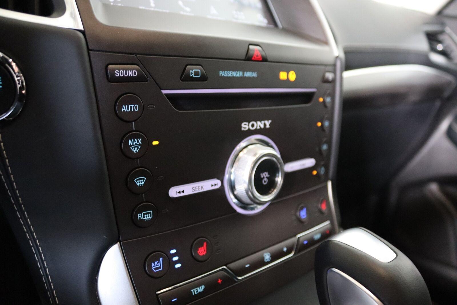 Ford S-MAX 2,0 TDCi 180 Vignale aut. - billede 9