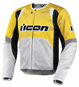 Icon-Overlord-Textile-Jacket-Yellow-Size-XL-SUPER-SALE