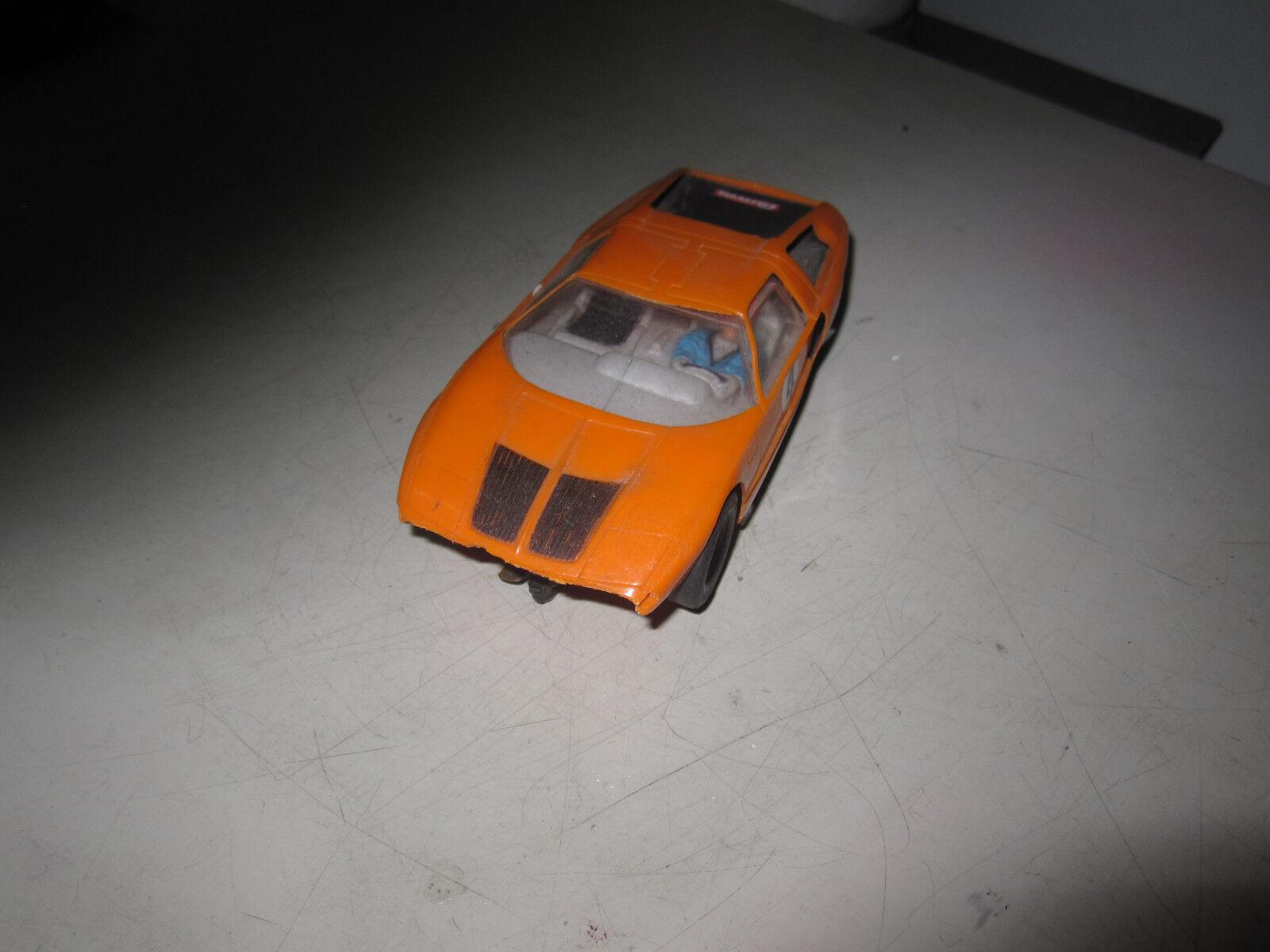 Carrera universal 132  Mercedes C111  | Lebensecht