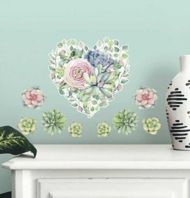 Main Street Wall Creations Dandelions Butterflies Wall Stickers Decals For Sale Online Ebay