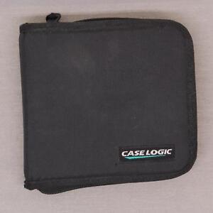 Image Is Loading Case Logic CD DVD Storage Binder Holder Cover