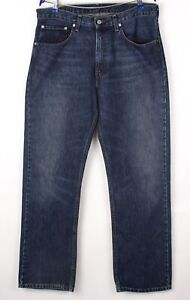 Levi's Strauss & Co Hommes 752 Jeans Jambe Droite Taille W36 L32 BCZ11