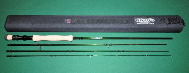 Custom Built St Croix Legend Elite Fly Rod 7WT 9' SC-V with Free Shipping!