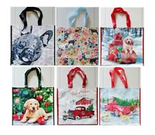 New XL Dogs W// Glasses Shopping//Reusable Tote Bag Marshalls