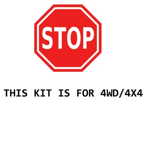 AWD 2007 2008 2009 Edge Lincoln MKX Front Rear Brake Rotors Ceramic Pads