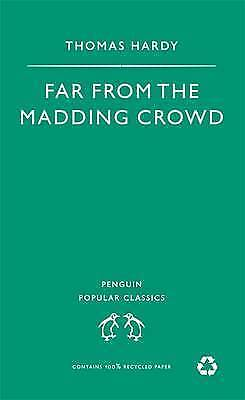 """""""AS NEW"""" Hardy, Thomas, Far from the Madding Crowd (The Penguin English Library)"""