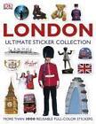 London: The Ultimate Sticker Collection (2012, Taschenbuch)