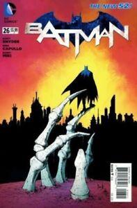 Batman-26-New-52-DC-Comics-1st-Print-2014-unread-NM