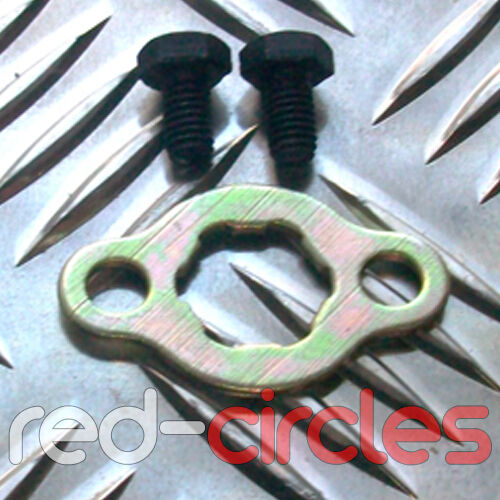 PIT BIKE FRONT SPROCKET RETAINING CLIP & BOLTS FOR YX125, YX140 & YX160 PITBIKES