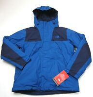 $299 North Face Men's Mountain Light Insulated Jacket Medium Blue Style C806 NEW