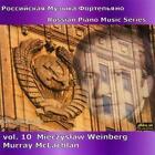 Russian Piano-Mieczyslaw Weinberg Vol.2 von Murray McLachlan (2013)