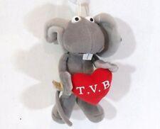 Cuscino Orsetto Teddy Love Ti Voglio Bene Regalo San Valentino 35x35 Cm PS 04906