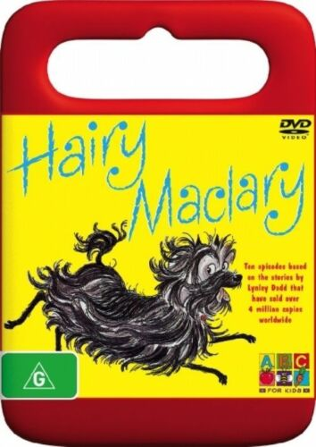 1 of 1 - HAIRY MACLARY (New Packaging) (DVD, 2006) BRAND NEW - 10 STORIES