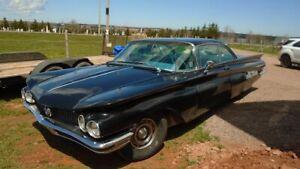 1960 Buick Le Sabre gas