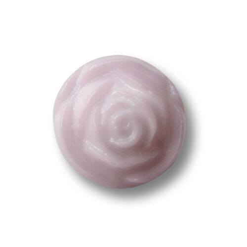hk342ro-12mm 5 hermosas tierna rosa ojales blusas botones como romántica Rose