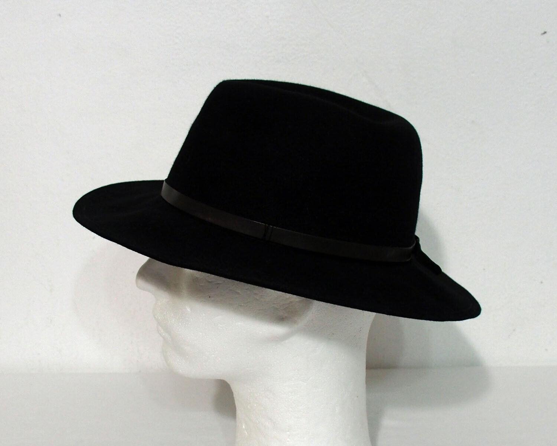 Classic Felt Hat Size 58 Indian New Wool Felt Outdoor ZB526
