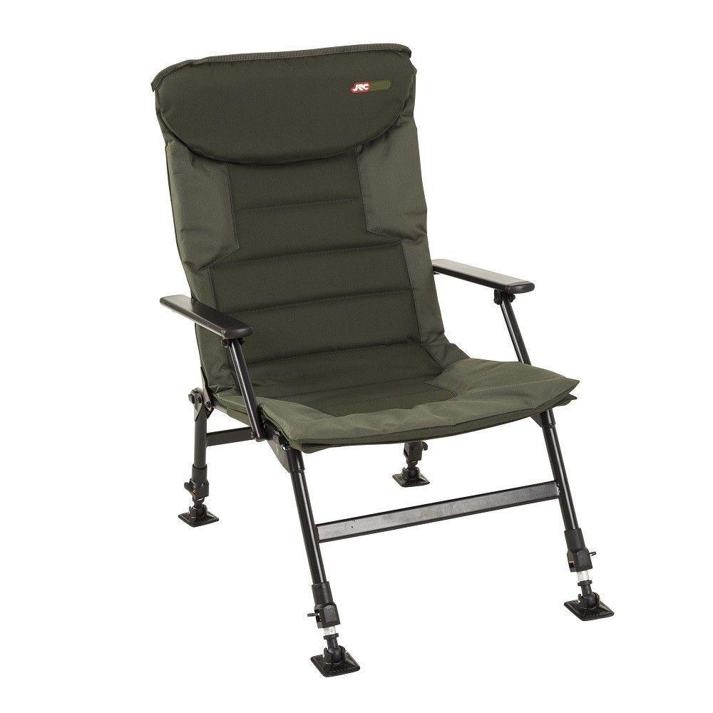 JRC Defender Armchair Carp Fishing Chair Model 1441632