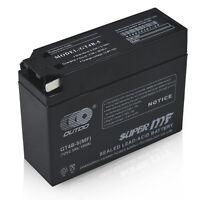 Ut4b-bs Yt4b-bs Motorcycle Battery For Yamaha Ttr50e Ttr90e X1 Sr400 Yj50r