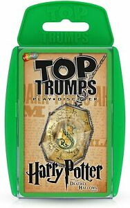 Harry Potter & the Deathly Hallows Part 1 Top Trumps Card Game *NEW, FAST POST