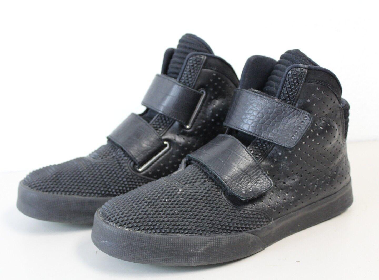 Nike Flystepper 2K3 Premium 677473 Black Sneakers Men's Sz 10.5