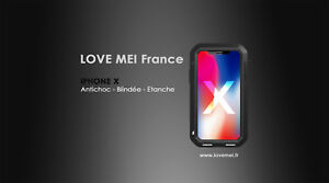 coque love mei iphone x