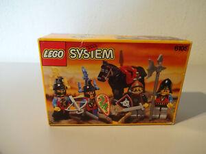 B13-6-Lego-6105-Medieval-Knights-Mittelalterliche-Ritter-Figuren-NEU-OVP
