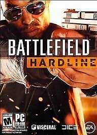 Battlefield Hardline (PC, 2015) NEW