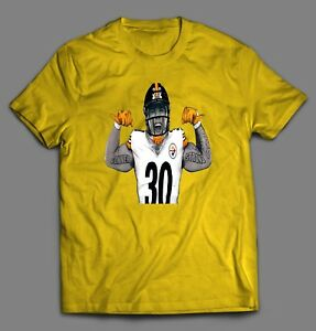2943d1214 Image is loading PITTSBURGH-STEELERS-JAMES-CONNER-30-CONNER-STRONG-FLEX-
