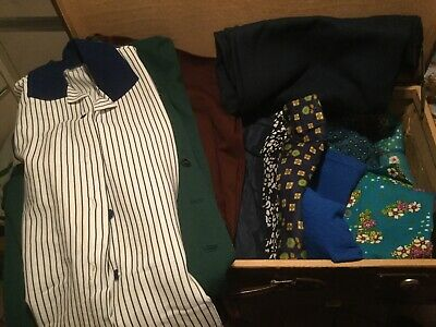 Der GüNstigste Preis Koffer Mit Damenkleidern Aus Den 50iger Jahren