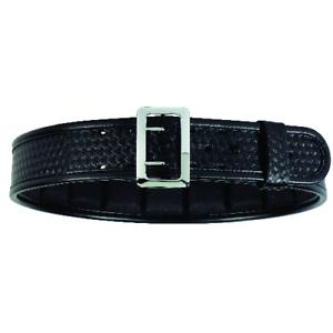 Bianchi 7960 Accumold Elite Sam Browne Duty Belt 42-44 Plain Black 22226