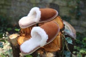 pecora Pantofole Pantofole con pelle da lana scarpe Kreta per donna in di wq1qnOI4F