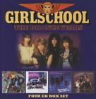The Bronze Years (Remastered 4CD Box) von Girlschool (2016)